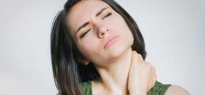 Boyun tutulması nasıl geçer? Boyun tutulmasına bitkisel öneriler…