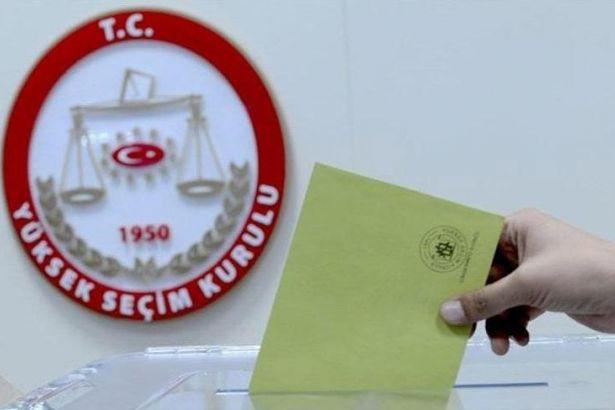 YSK'den açıklama: Seçmen listelerinin aynısını kullanacağız