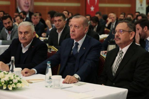 AKP'li vekillerden Erdoğan'a: 'Beka' söylemini kullanmayalım