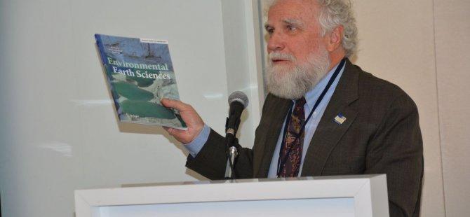 YDÜ  ev sahipliğinde düzenlenen Uluslararası Su Konferansı yoğun bir katilimla tamamlandi