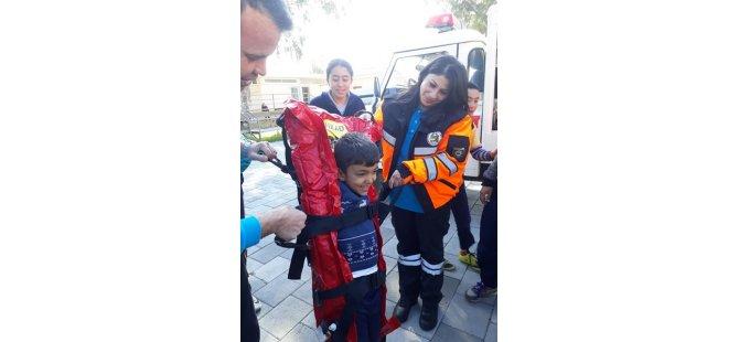 Sivil Savunma Teşkilatı 'Başkanlığı'nın Afete Hazır Okul ve Halk Örgütü Eğitimleri' tamamlandı