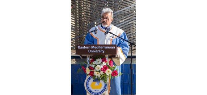 DAÜ-ATAUM Başkanı Yrd. Doç. Dr. Göktürk, 19 Mayıs dolayısıyla mesaj yayınladı