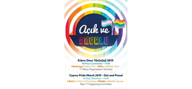 17 Mayıs Homofobi, Bifobi ve Transfobi Karşıtlığı Günü yürüyüşü yarın