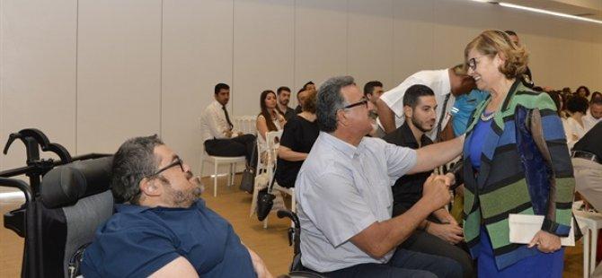 """""""Özel Gereksinimli Bireyler İçin Afet Risklerinin Azaltılması Çalıştayı"""" düzenlendi."""