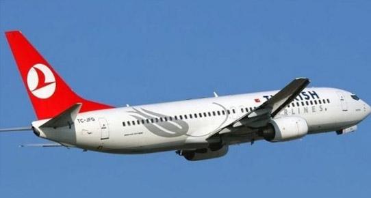 Kokpitte panik: THY uçağına kuş çarptı