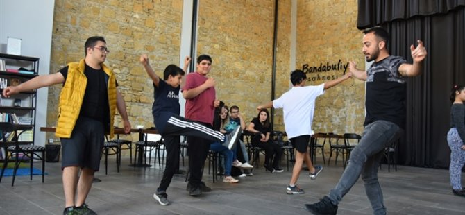 LTB Engelsiz Dans Okulu, özel gereksinimli bireylere yönelik halk dansları çalışmalarına başladı