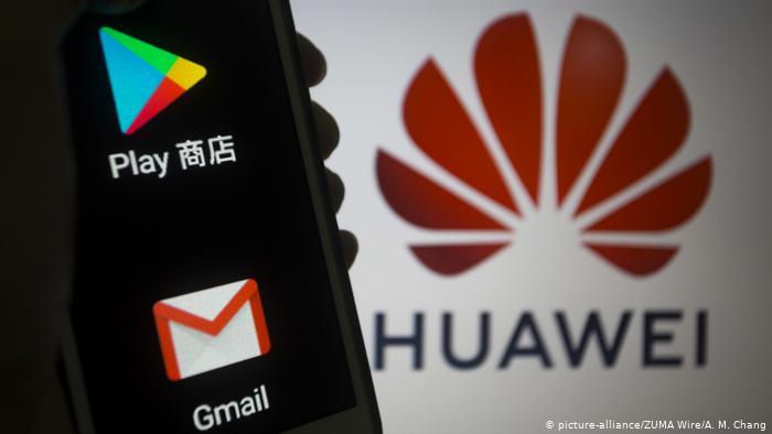 Google'dan Huawei'ye sınırlama