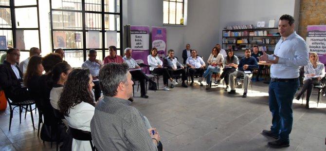 LTB İdari Kadrosuna 'Dönüşümsel İletişim' Eğitimi Verildi