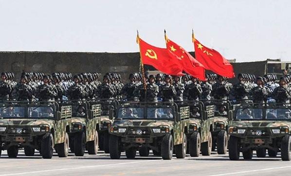 """Çin Komünist Partisi'nden Ticaret Savaşı paylaşımı: """"Savaş, istediğin zaman"""""""
