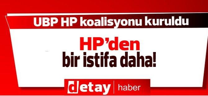 HP'den bir istifa daha! HP Parti Meclis'i üyesi görevinden ayrıldı!