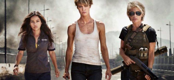Efsaneye Tanıklık Edin: Terminator: Dark Fate'in İlk Fragmanı Yayınlandı
