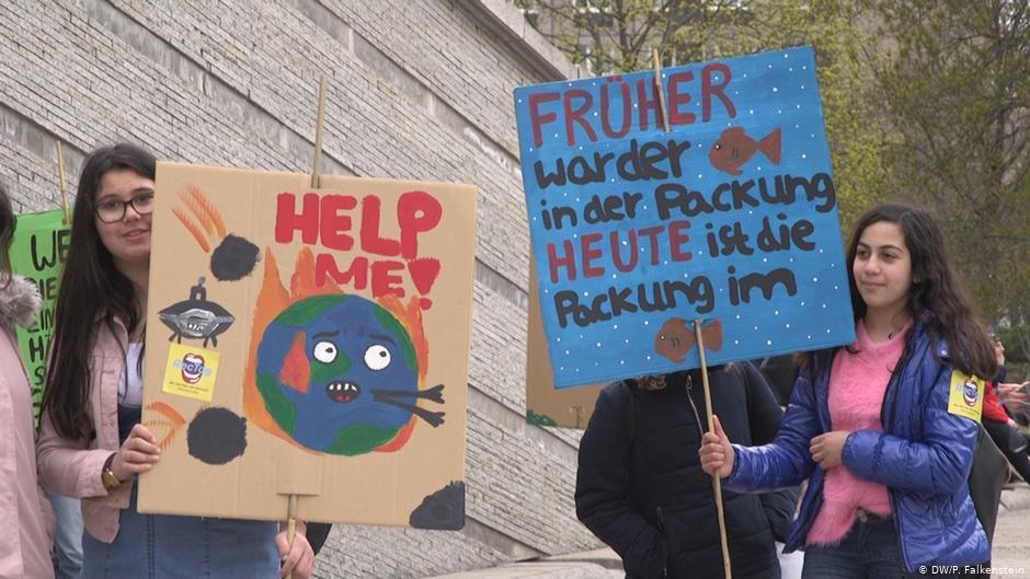 Milyonlarca kişi küresel iklim koruma eyleminde buluşuyor