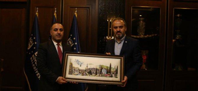 AKP'li belediye başkanı duyurdu: Erdoğan'ın başdanışmanının danışmanı da varmış
