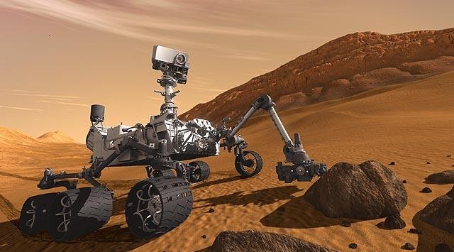 Mars'ta hayat var mı? Ya da var mıydı?