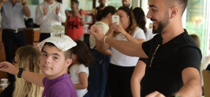 LTB Ritmo'rkestra Grubu ile LTB Engelsiz Halk Dansları Ekibi Dünya Çocuk Günü'nü Kutladı