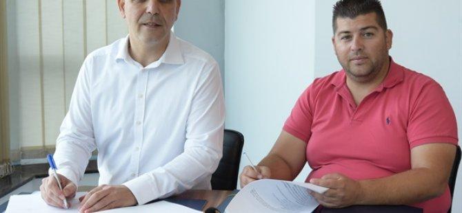 LTB kanalizasyon projesiyle ilgili sözleşme imzaladı
