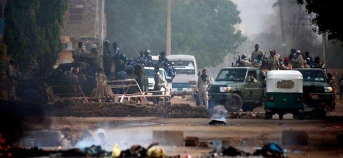 Sudan'da ölü sayısı '113'e yükseldi'