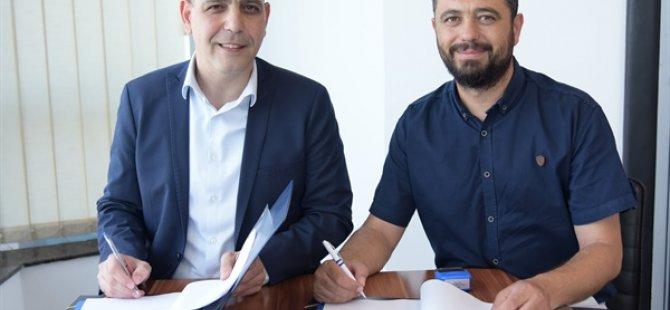 Lefkoşa'da peyzaj bakım işleri ihale sözleşmesi imzalandı