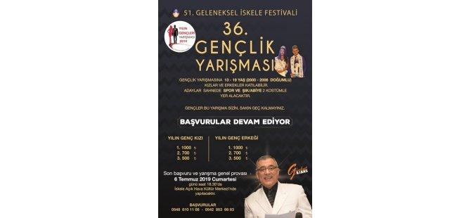 Geleneksel İskele Festivali 52. yılında...