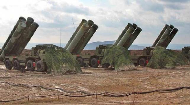 Rusya, S-400'lerin teslimine 2 ay içinde başlayacak