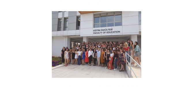 DAÜ Temel Eğitim Bölümü'nde Erken Çocukluk Eğitim Günleri gerçekleştirildi