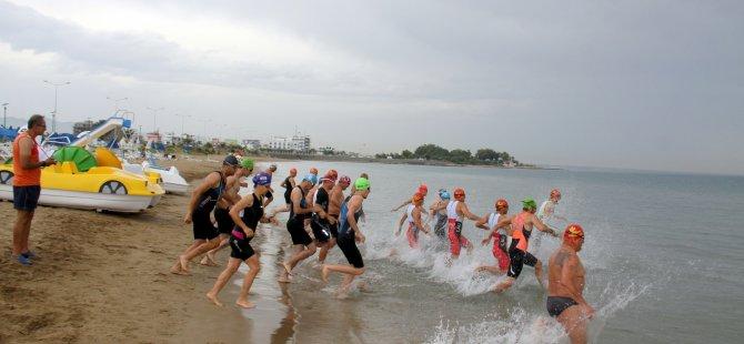 İskele Trıathlon yapıldı