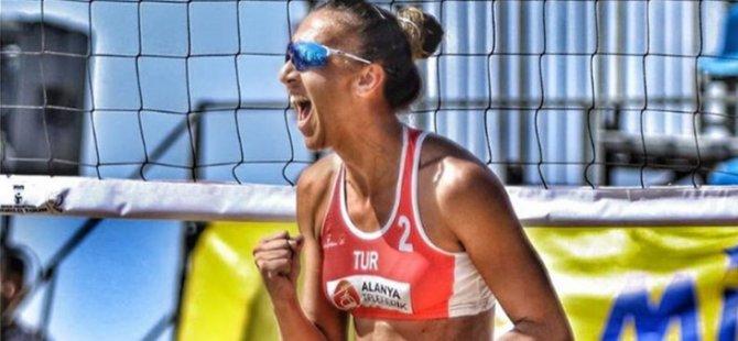 Merve, Yunanistan'da yarışacak