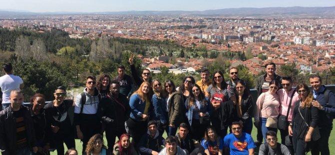 DAÜ Turizm Fakültesi 7. kez eğitim ve kültür gezisinde