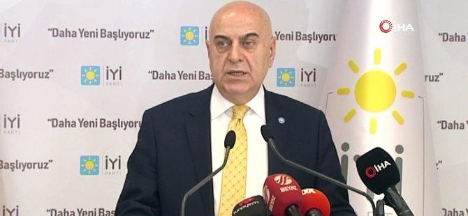 """İYİ Parti: """"Doğu Akdeniz'de savaş tamtamları çalmakta"""""""
