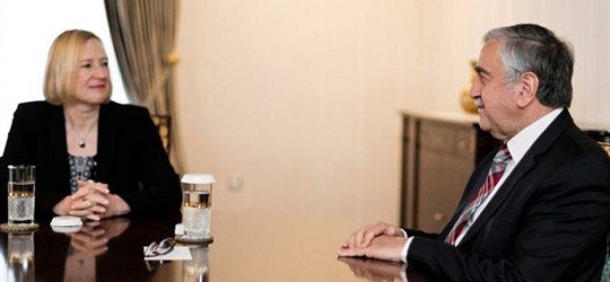 Cumhurbaşkanı Akıncı, Spehar'ı kabul edecek