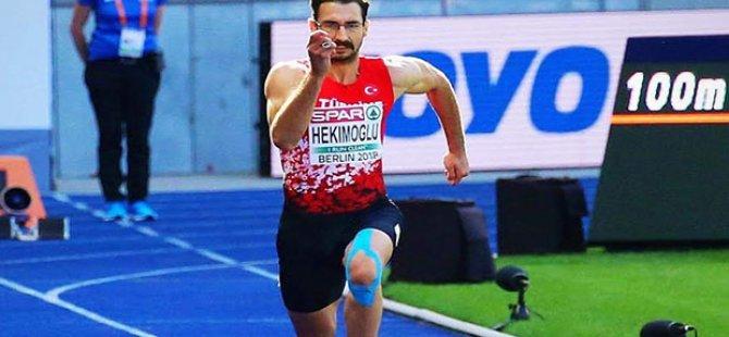 Hekimoğlu Bosna'da 2. oldu