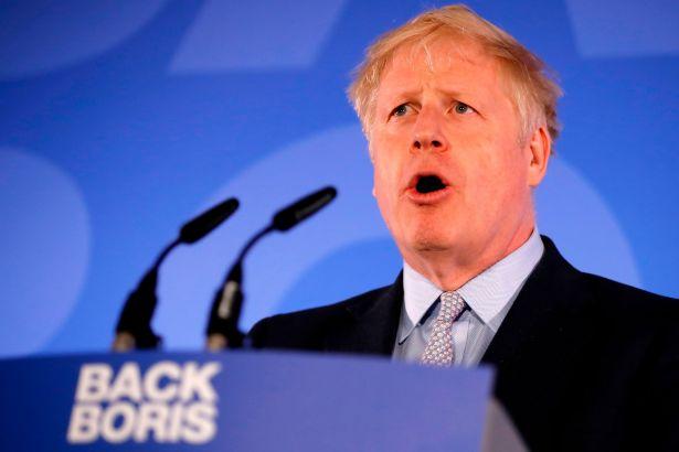 Boris Johnson: Kıbrıs'ta çözüm herkesin çıkarına