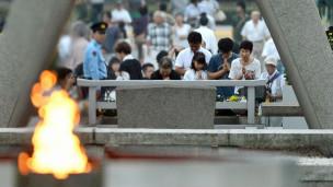 Japonya 68 yıl sonra Hiroşima'da ölenleri anıyor