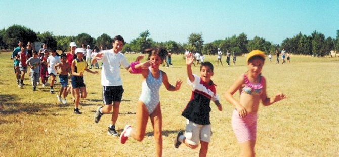 3. Kıbrıs Diyabetik Çocuk ve Gençlik Kampı Lapta'da Düzenlenecek…