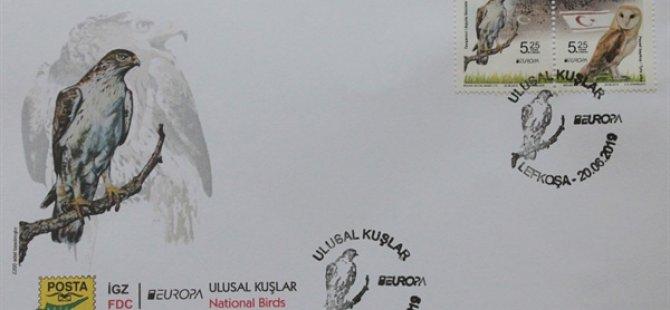 Posta Dairesi'nin yeni pul serisi ve ilk gün zarfı yarın satışa sunuluyor
