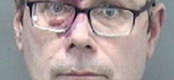 Evinden atıldı, hapse girebilmek için muzla banka soydu