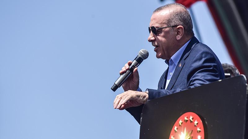 Erdoğan: Ordu'daki olayla ilgili yargının vereceği karar İmamoğlu'nun önünü kesebilir