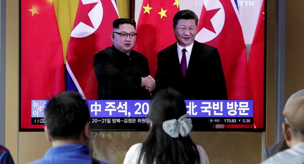 14 yıl sonra bir ilk: Çin devlet başkanı Kuzey Kore'de