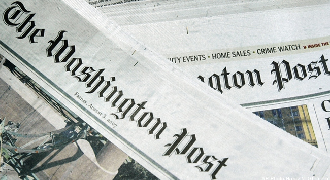 Washington Post gazetesi satıldı