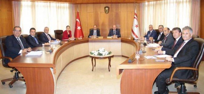 Bakanlar Kurulu toplantısı sona erdi…Yaklaşık 6 saat süren toplantı sonrasında açıklama yapılmadı