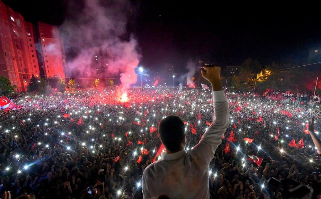 İmamoğlu'na Anadolu desteği yüzde 60'a dayandı