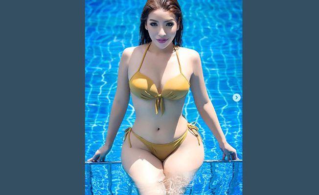 Bikini yüzünden doktorluktan men edildi!