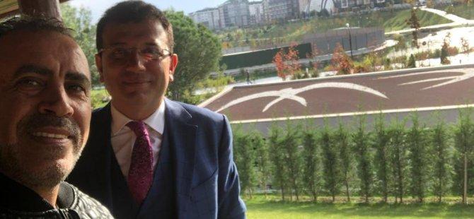 Haluk Levent, bir yıl önceki Ekrem İmamoğlu anısını anlattı: Seçim bitti, artık yazabilirim...