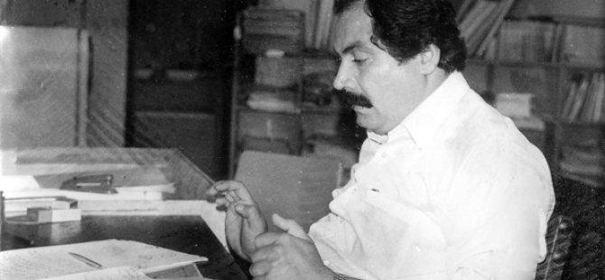 Eski CTP  genel sekreterlerinden Naci Talat, 28'inci ölüm yıldönümünde anılacak