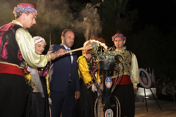 51. geleneksel İskele Festivali başladı
