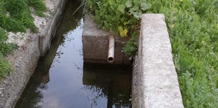 1 aydır sular boşa akıyor