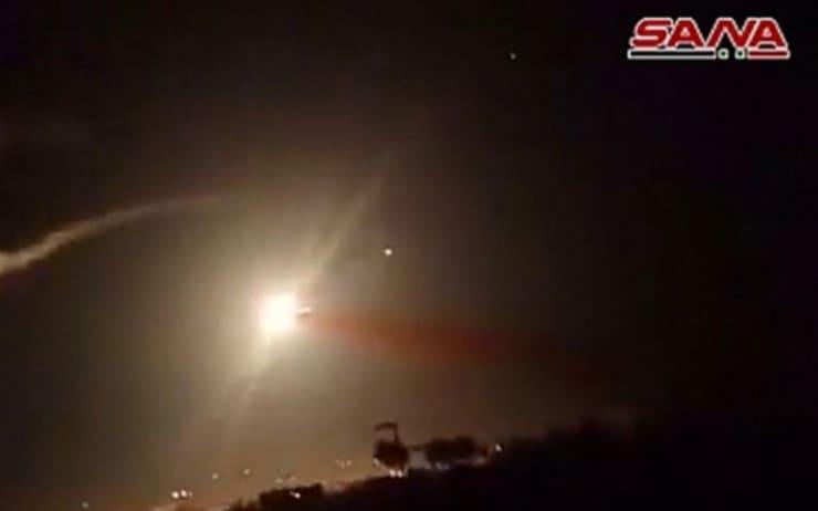 Akşamki füze saldırılarında Suriye'de bilanço ne?