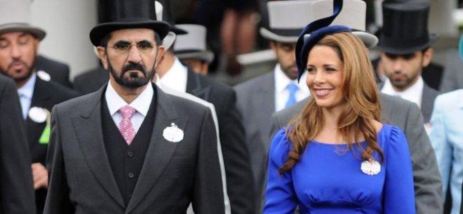 Dubai Emiri Şeyh El Maktum'un Londra'da saklanan eşi Prenses Haya 'hayatından endişe ediyor'