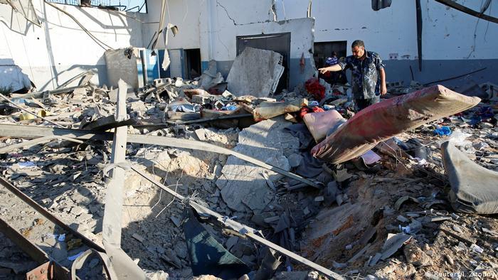 BM ve AB'den Libya saldırısına soruşturma talebi