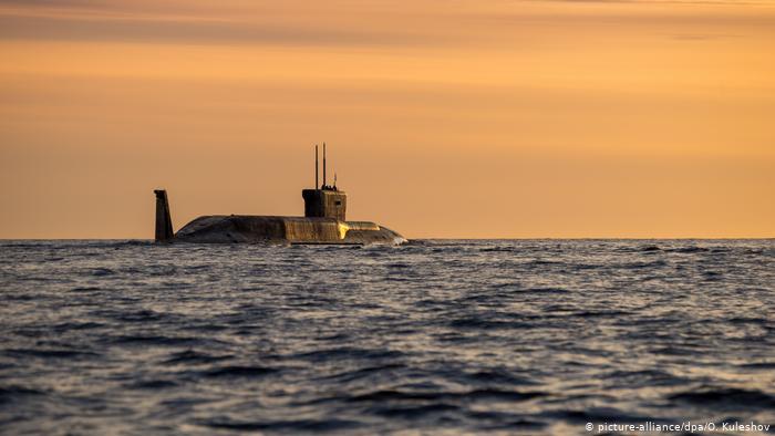 """Rusya: Denizaltı yangını ile ilgili bilgiler """"çok gizli"""""""